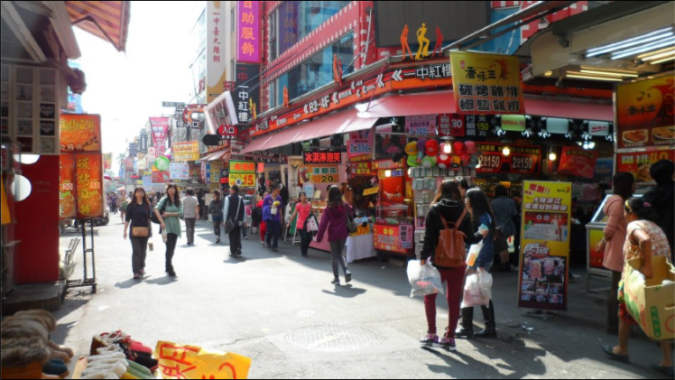 Yizhong Street Night Market
