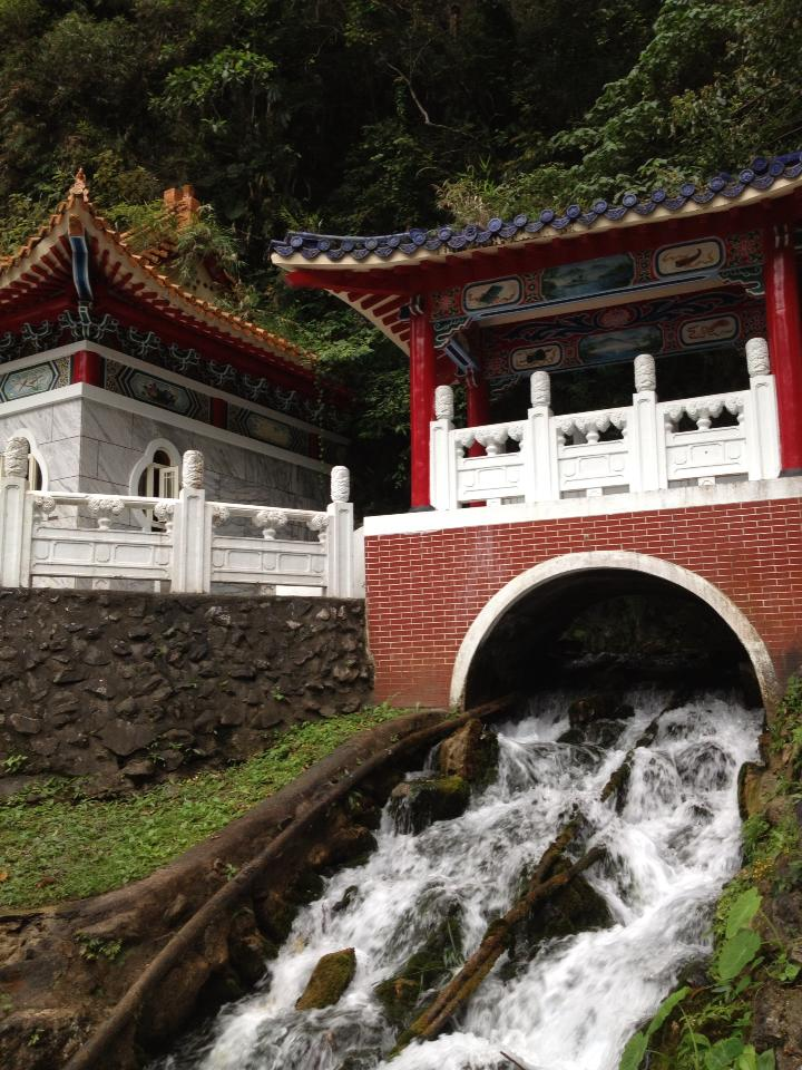 Eternal Spring Shrine, Taroko Gorge