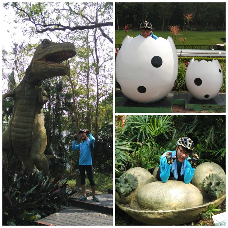dinosaur world collage