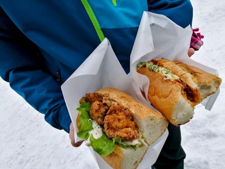 hirafu town sandwichi & deli